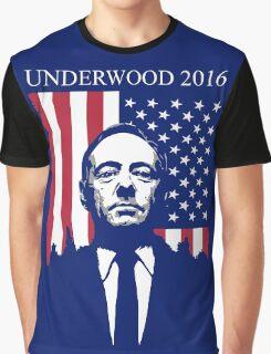 Frank Underwood Graphic T-Shirt