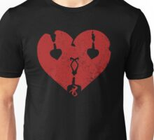 Shadowhunter Love - Clace, Sizzy & Malec Unisex T-Shirt