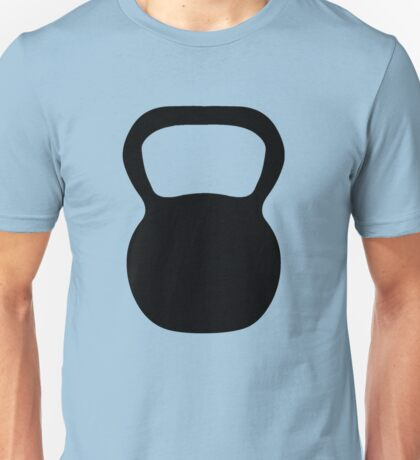 Kettlebell Unisex T-Shirt