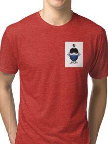 Simple Sub-Zero Logo Tri-blend T-Shirt