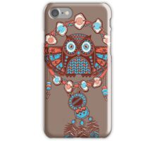 Dream catcher with owl iPhone Case/Skin