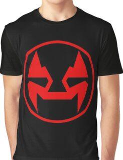 Rubbernorc NOGL Emblem - Red Graphic T-Shirt