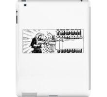 Big Gun! iPad Case/Skin