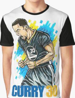 Curry Scream Graphic T-Shirt