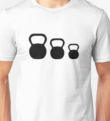 Kettle-bells Unisex T-Shirt