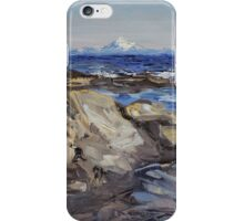 The Mt. Baker Reach iPhone Case/Skin