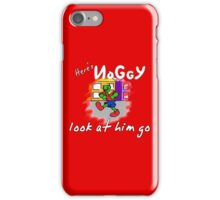 Here's Noggy iPhone Case/Skin