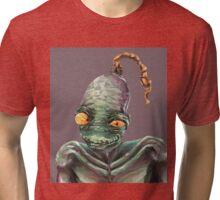 Abe (Oddworld) Tri-blend T-Shirt