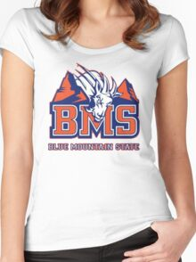 Blue Mountain State - NCAA Women's Fitted Scoop T-Shirt