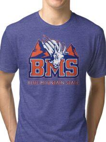 Blue Mountain State - NCAA Tri-blend T-Shirt