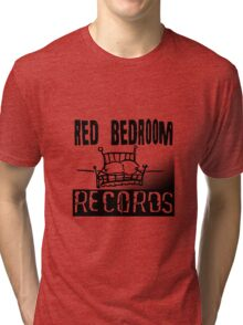 Red Bedroom Records Tri-blend T-Shirt