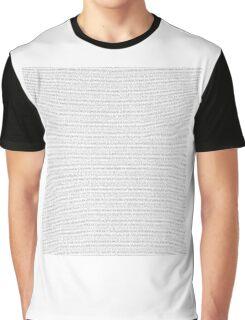 Shrek Script Graphic T-Shirt