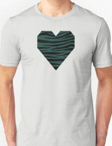 0390 MSU Green Tiger Unisex T-Shirt