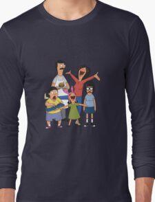 Dancing Belchers Long Sleeve T-Shirt