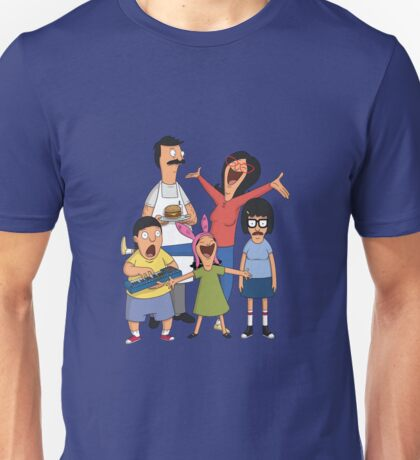 Dancing Belchers Unisex T-Shirt