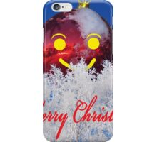 Merry Christmas 3 iPhone Case/Skin