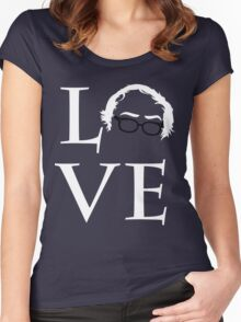 Bernie Love Women's Fitted Scoop T-Shirt