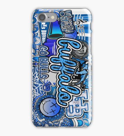 Buffalo Phone Case iPhone Case/Skin