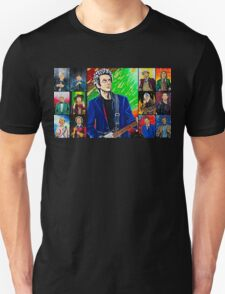 The Doctor of the Universe - The Silver Punk Unisex T-Shirt