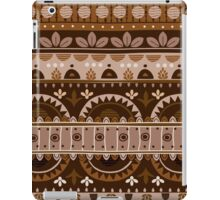 Tribal Pattern iPad Case/Skin