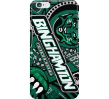 Binghamton Collage iPhone Case/Skin