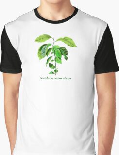 Take care of the nature Graphic T-Shirt