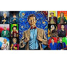 The Doctor of the Universe - The Promise Photographic Print