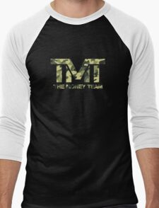 The Money Team Men's Baseball ¾ T-Shirt