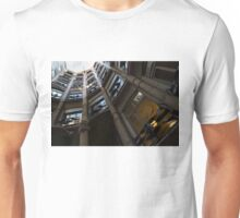 La Pedrera Courtyard – Antoni Gaudi's Masterpiece in Barcelona, Spain Unisex T-Shirt