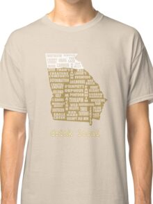 Drink Local - Georgia Beer Shirt Classic T-Shirt