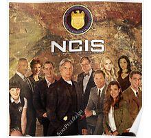 NCIS Team Poster