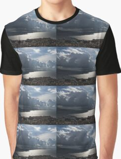 Shadows of Clouds  Graphic T-Shirt
