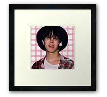 Jhope -  phone cases and more Framed Print