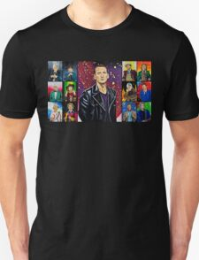 The Doctor of the Universe - The Survivor Unisex T-Shirt