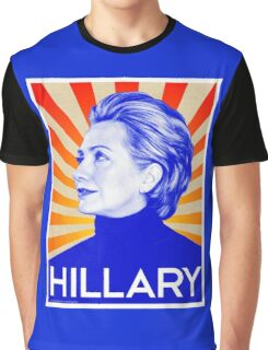 Hillary for President Graphic T-Shirt