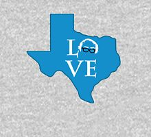 Texas Bernie Love Women's Fitted V-Neck T-Shirt