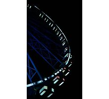 Big Wheel Photographic Print