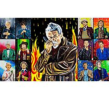The Doctor of the Universe - The Warrior Photographic Print