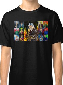 The Doctor of the Universe - The Warrior Classic T-Shirt