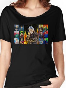 The Doctor of the Universe - The Warrior Women's Relaxed Fit T-Shirt