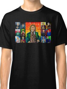 The Doctor of the Universe - The Romantic Classic T-Shirt