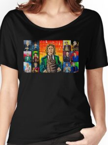 The Doctor of the Universe - The Romantic Women's Relaxed Fit T-Shirt