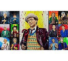 The Doctor of the Universe - The False Clown Photographic Print