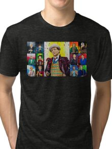 The Doctor of the Universe - The False Clown Tri-blend T-Shirt