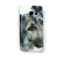 Handsome Shepard Samsung Galaxy Case/Skin