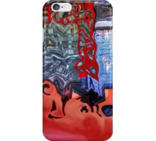 Crazy reflections iPhone Case/Skin
