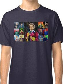 The Doctor of the Universe - The Dark Clown Classic T-Shirt