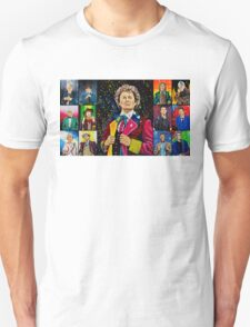 The Doctor of the Universe - The Dark Clown Unisex T-Shirt