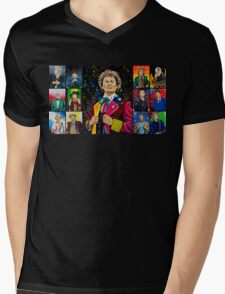 The Doctor of the Universe - The Dark Clown Mens V-Neck T-Shirt