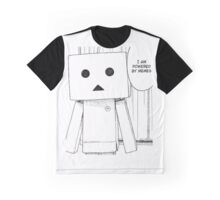 Danbo Its powered by memes Graphic T-Shirt